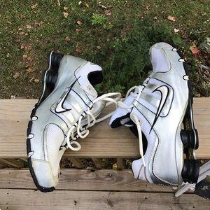 Nike shox shoes size 11.5
